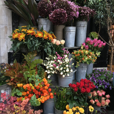 Flower Shop at Liberty's