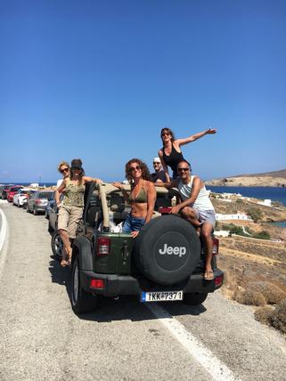 The Mykonos gang