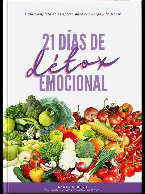 Español | 21 Días de Détox Emocional