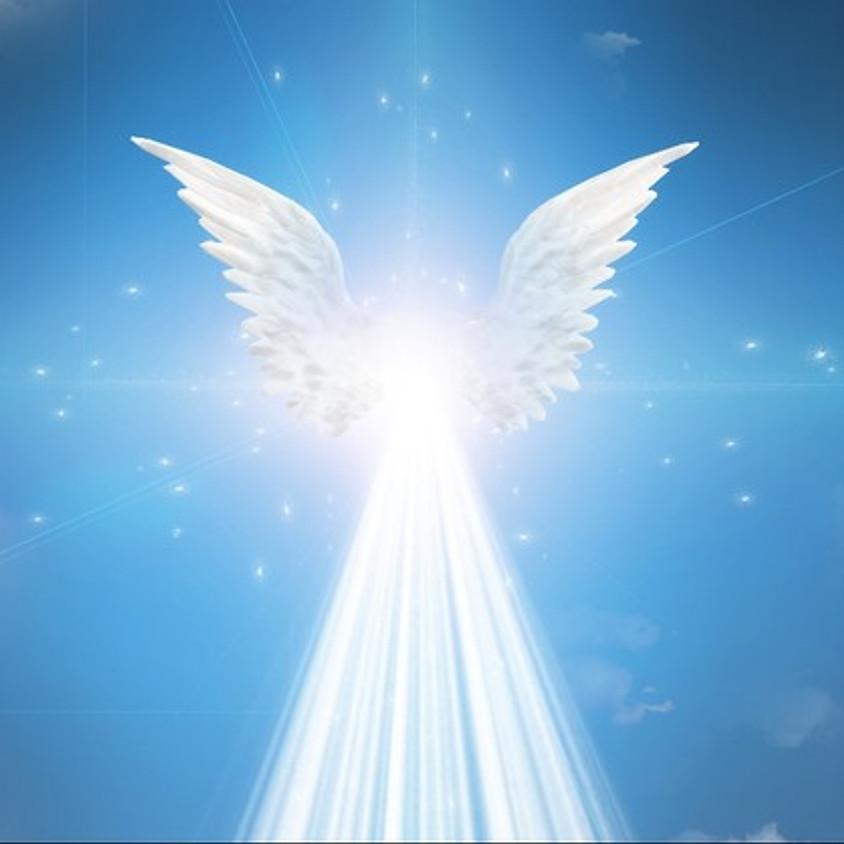 Taller para Recibir al Espíritu de la Navidad: Ángel Nativitas