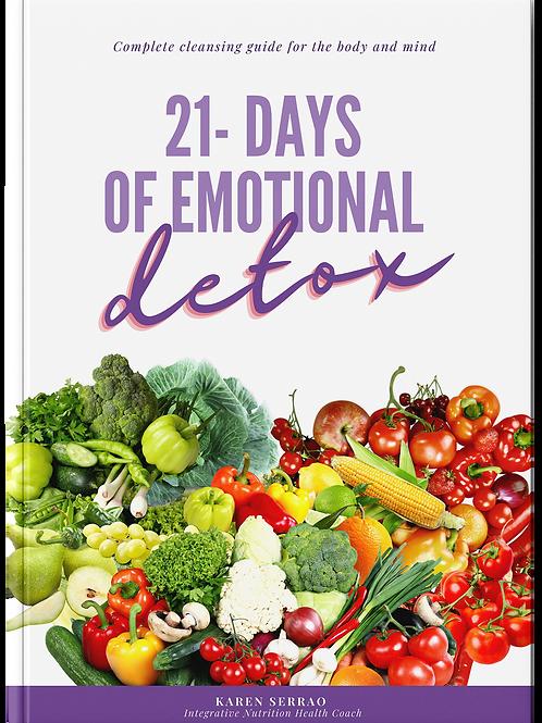 English   21 Days of Emotional Detox