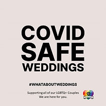 G Wedding Directory covid safe weddings