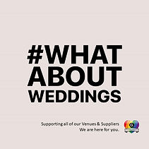 G Wedding Directory #whataboutweddings