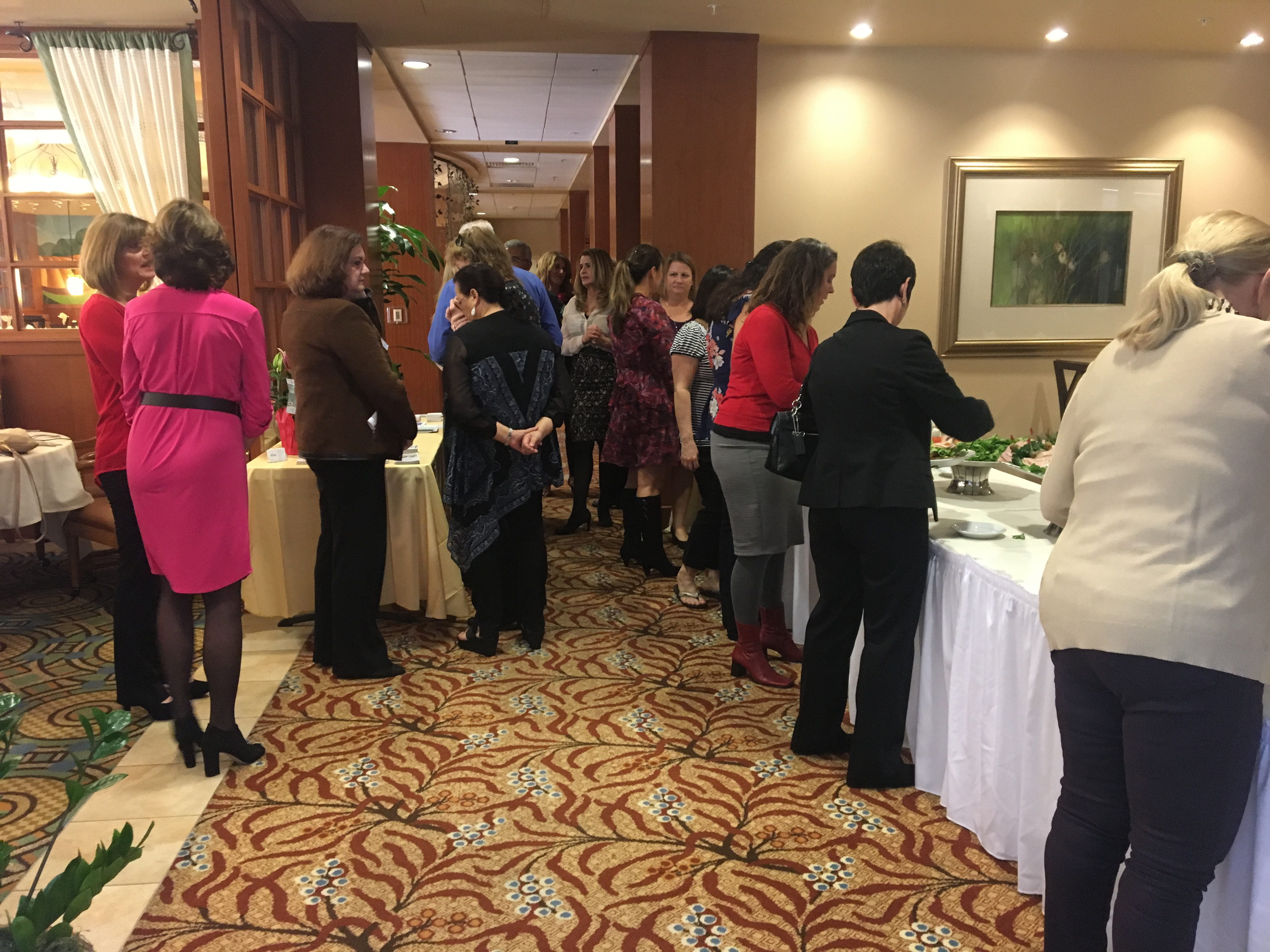 Central OC Networking Lunch