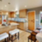 6751 40th Ave SW Seattle kitchen dining.