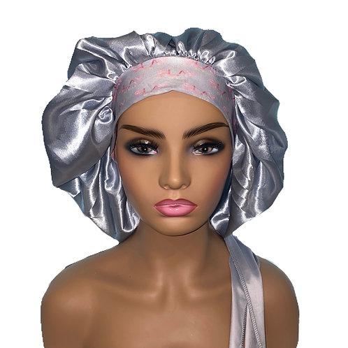 Head Tie Bonnet
