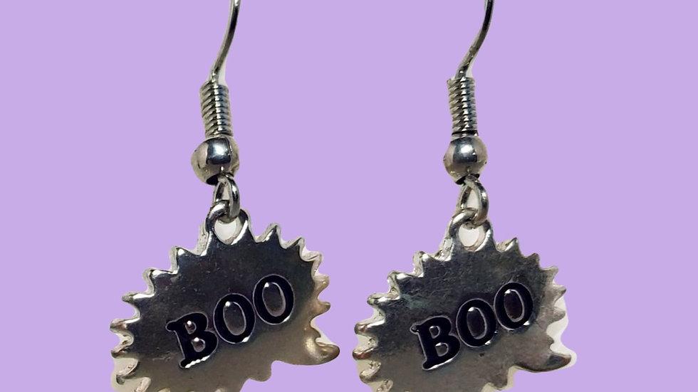"""Silver """"Boo"""""""