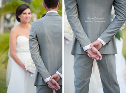 wedding in st barths