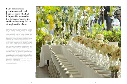 Weddings in St Barts Bruno Dubreuil selected by the international society of the best wedding photographers in the worldn the world