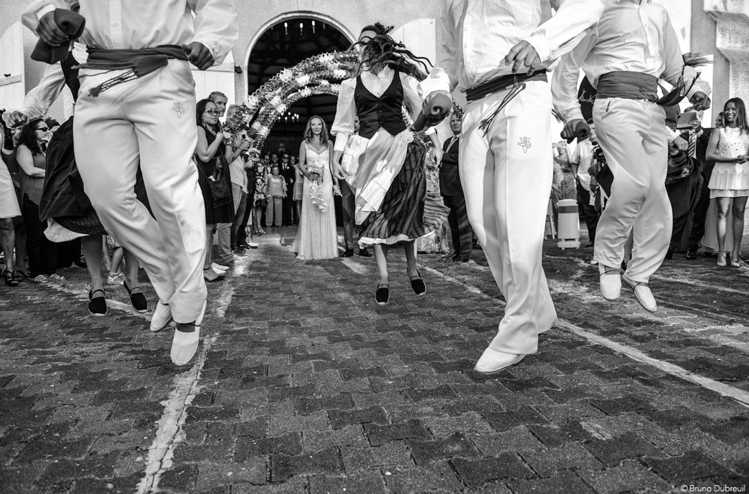 St Barts wedding