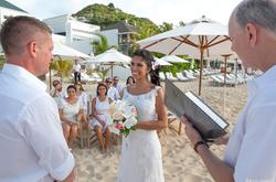 st barts weddings