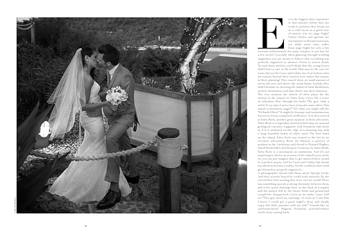 Weddings in St Barts Bruno Dubreuil selected by the international society of the best wedding photographers in the worl
