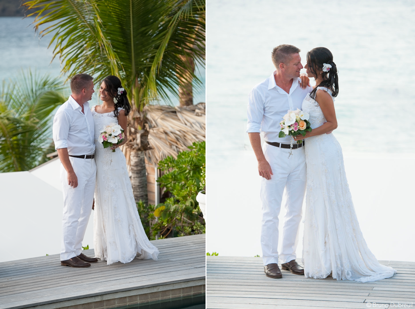 st barts weddings