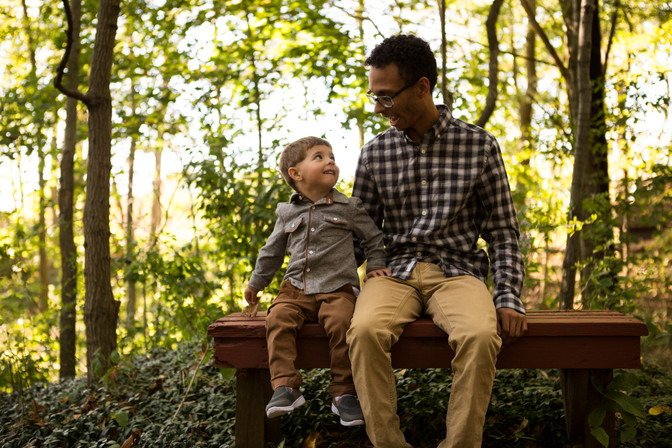 How to Rock Your Toddler Session (with Parker and Dalton)