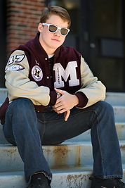 Mishawaka Senior Picture
