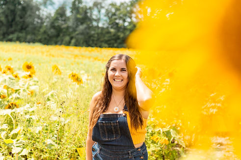 Kelsey Self Portrait