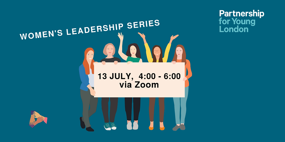 Women's Leadership Sessions - Invisible Women, Yolande Burgess