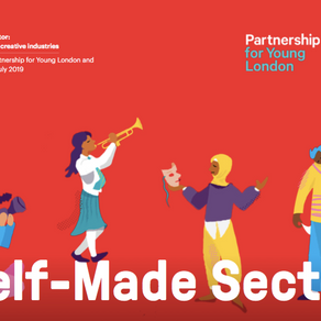 Self-Made Sector: Working in the creative industries