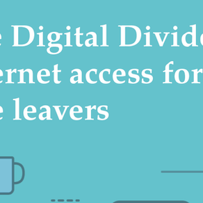 The Digital Divide: Internet access for care leavers