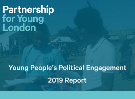 Young People's Political Engagement Report 2019