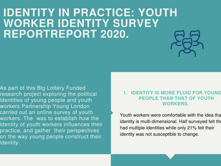 Youth Identity Survey Infographic