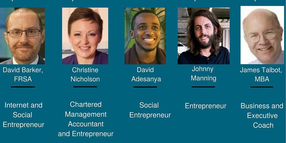 Entrepreneurship Insight Event (1)