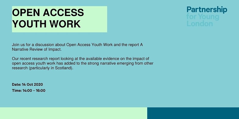 Open Access Youth Work