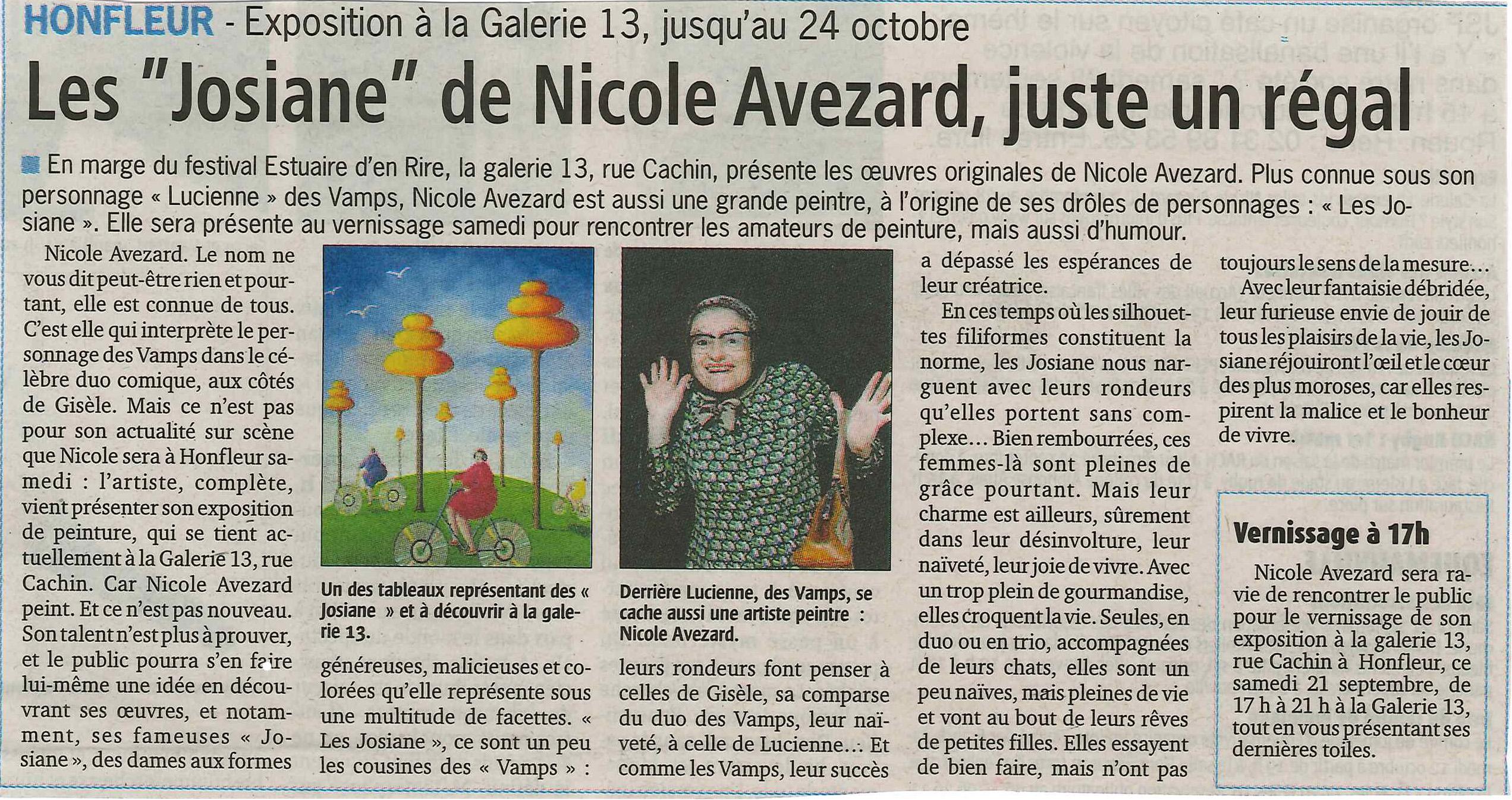 Presse N.Avezard Honfleur (1)