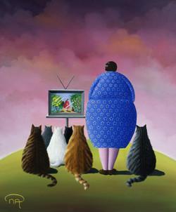 La télé familiale
