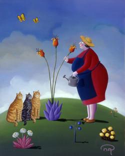La belle jardinière