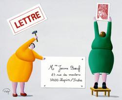 La lettre à Josiane