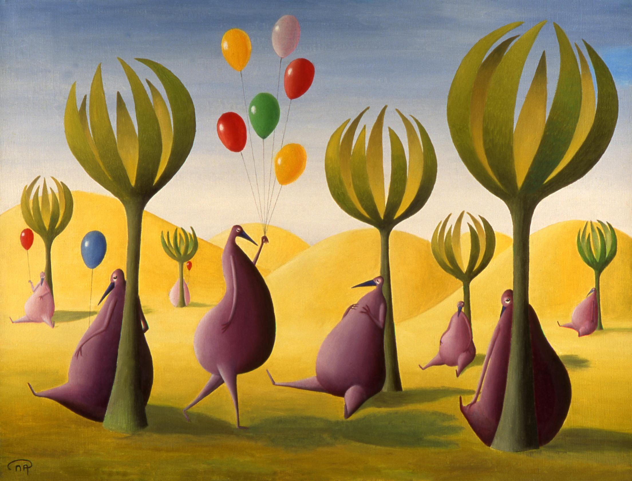 Le ballonnier