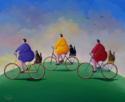 Bicyclage