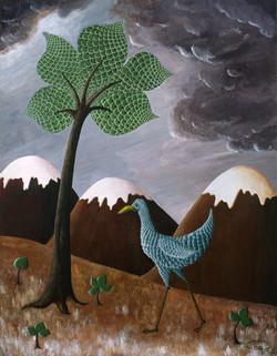 L'oiseau du pays d'Ecaillat