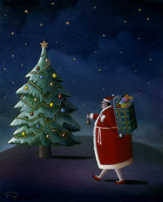 La père Noël