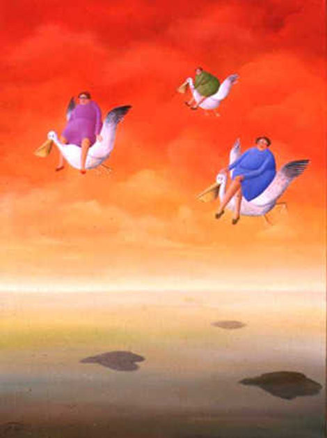 Carte postale format 10x15 (Les pélicanautes)