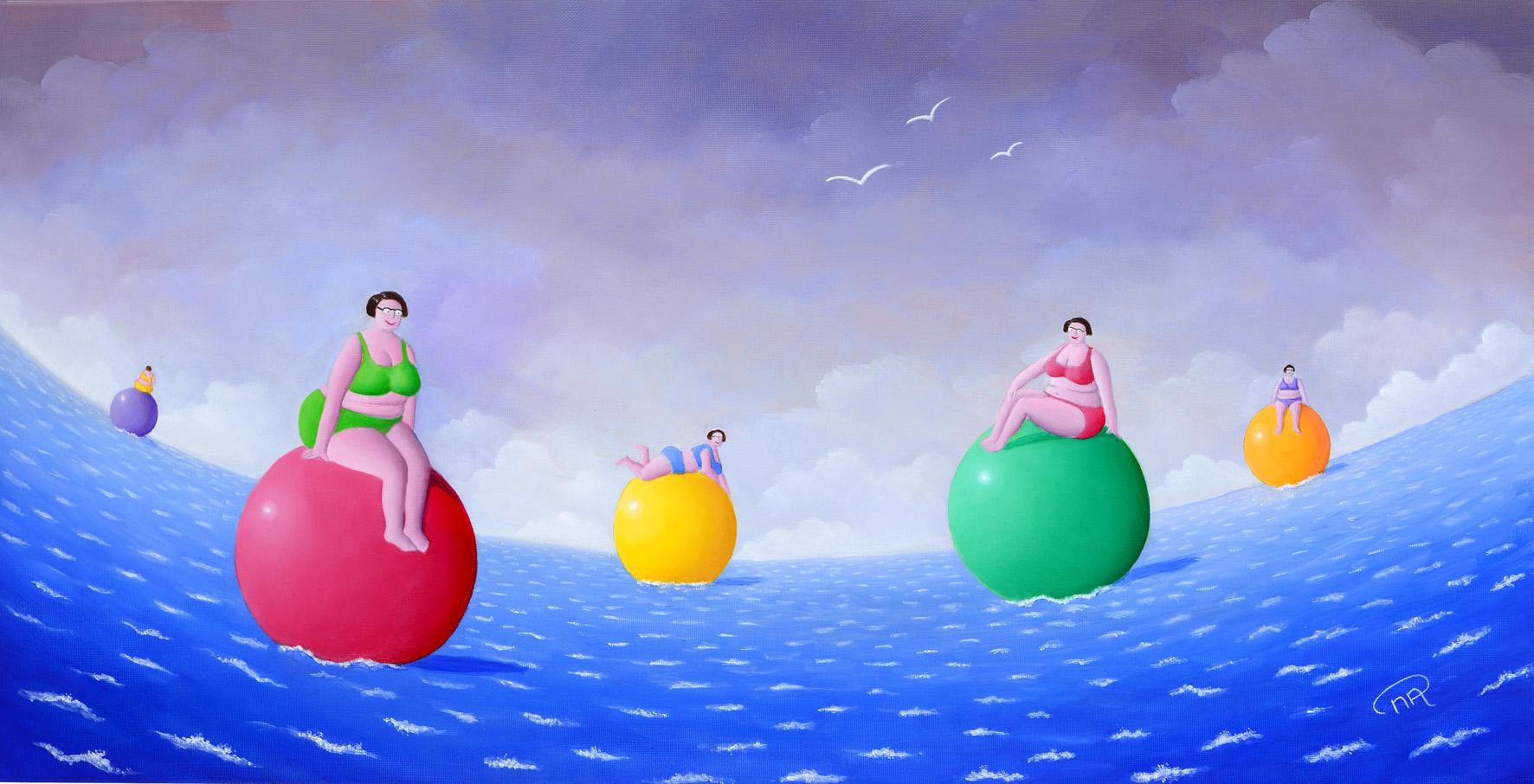 Ballons de mer
