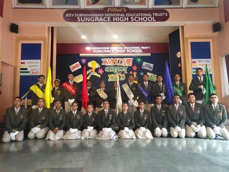 Sungrace Schools Swearing in Ceremony 2019
