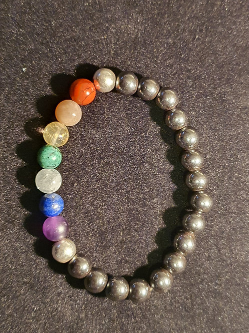 Bracelet Specifique 7 Chakras