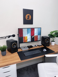 nilsongspr M1 Mac Mini桌面配置解析