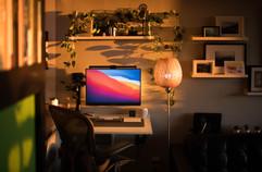 居家小角落桌面设计配置解析,恬静心情