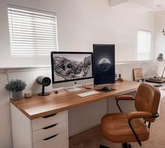Heribertomurr iMac桌面设计解析
