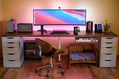 亮点颇多的桌面设计,你最喜欢哪一部分?