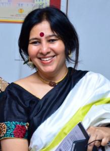 Lakshmi Kumar, director of the Orchid School, Pune
