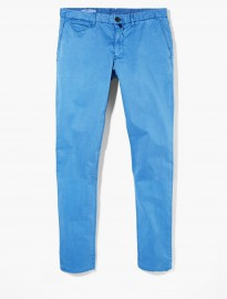 He By Mango Slim-fit Garment-dyed Chinos