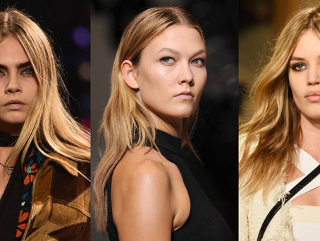 Summer 2015 hair and makeup trends