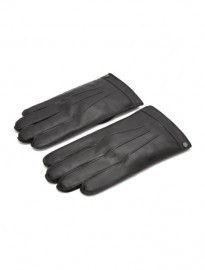 Austin Reed Classic Brown Leather Gloves