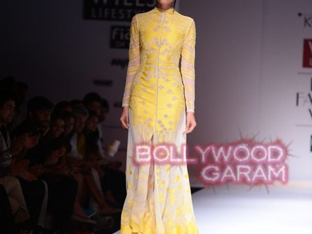 Wills Lifestyle India Fashion Week 2015 Photos – Sahil Kochhar displays stunning collection