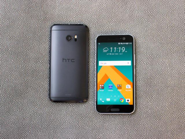 13. HTC 10