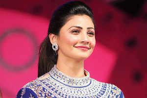 Daisy Shah, Neha Sharma at an awards ceremony to felicitate Gujaratis in Ahmedabad